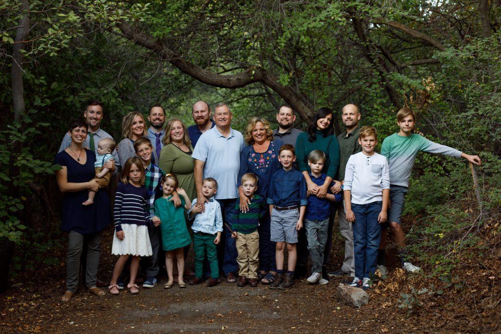 Geddes Family 2018