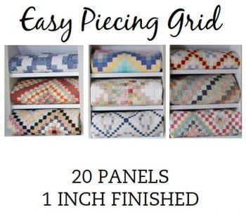 20 Panel 1 Inch Pre-Cut