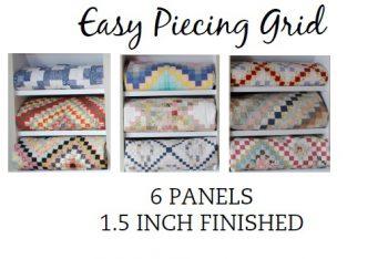 6 Panel 1.5 Inch Pre-Cut
