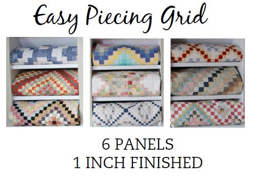 6 Panel 1 Inch Pre-Cut