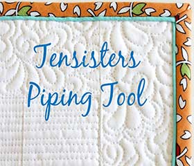 Tensisters Piping Tool