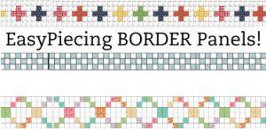 EasyPiecing Border Panels