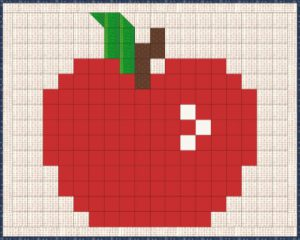 Happy Apple image