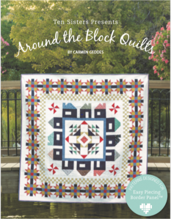 Around the Block Quilts